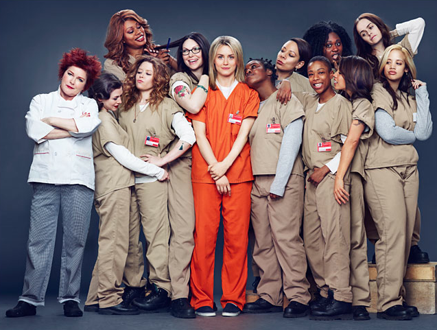 """Orange is the New Black."""