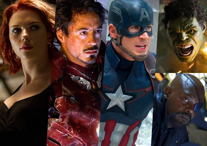 Ranked: All The Characters Of The Marvel Cinematic Universe