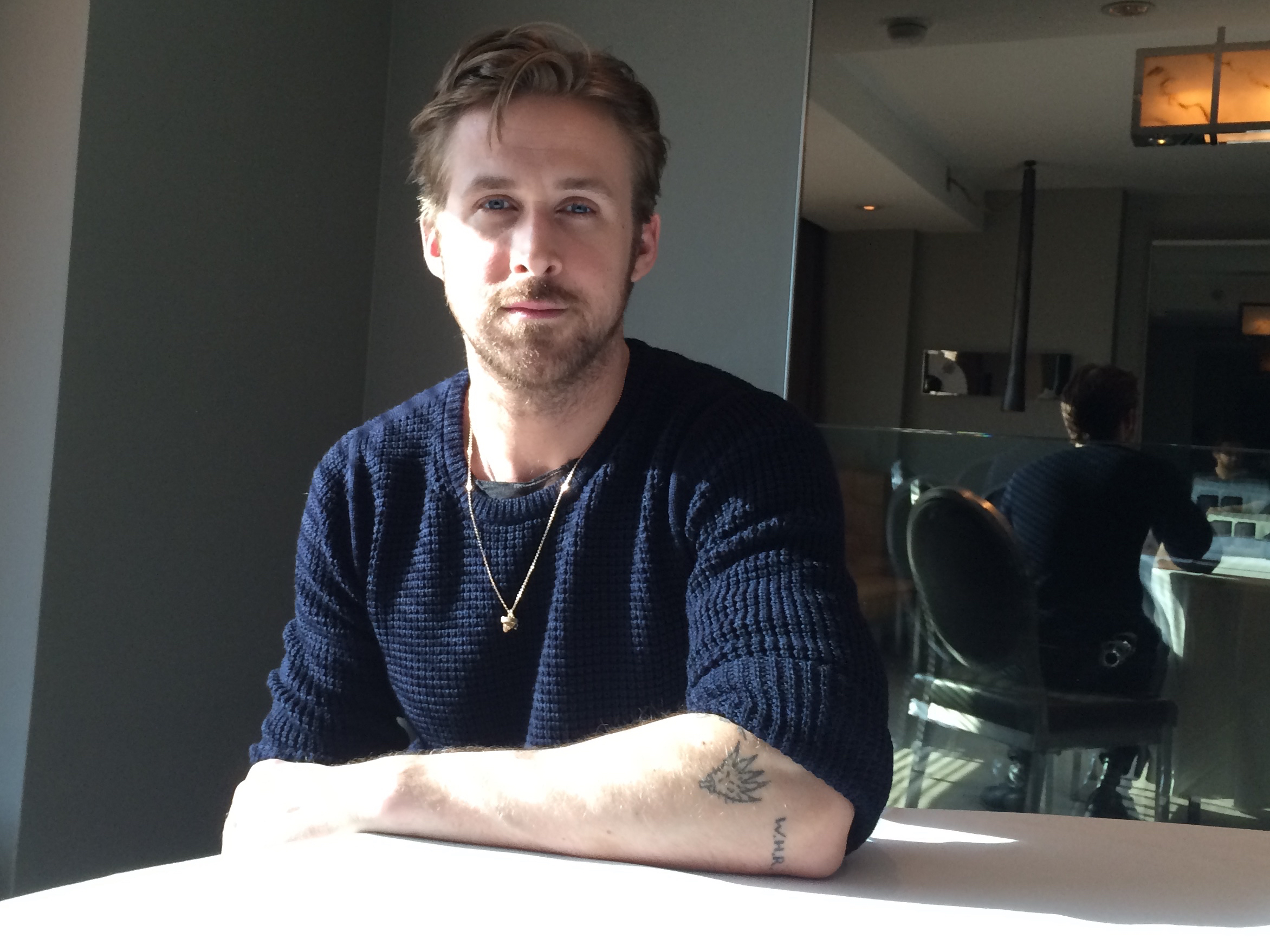 Ryan Gosling Reveals How and Why He Shot 'Lost River ... Ryan Gosling Baby