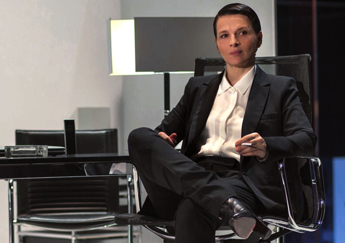 Watch: Juliette Binoche on Kristen Stewart, 'Clouds of Sils Maria,' Why She's Never Been Part of the System
