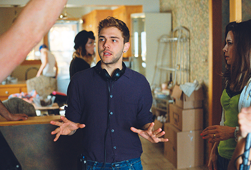 'Mommy' Director Xavier Dolan Doesn't Want You to Label His Films