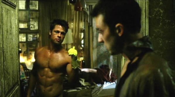 deconstruction of trailer fight club essay Welcome to jack durden  what we see unfold in fight club is likely the narrative of one man's psychotic break and subsequent suicide that being said, look at.