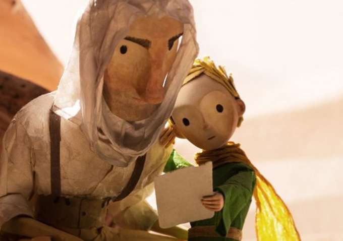 Cannes Review The Little Prince Is A Visually Glorious And Extremely Moving Adaptation Of The Children S Classic Indiewire