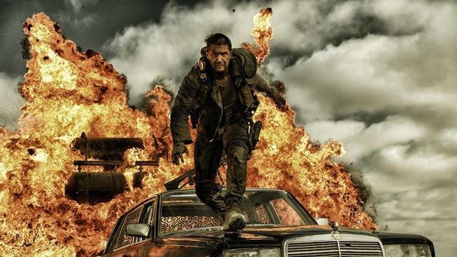 Mad Max movie still