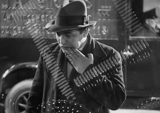 Essay about film noir