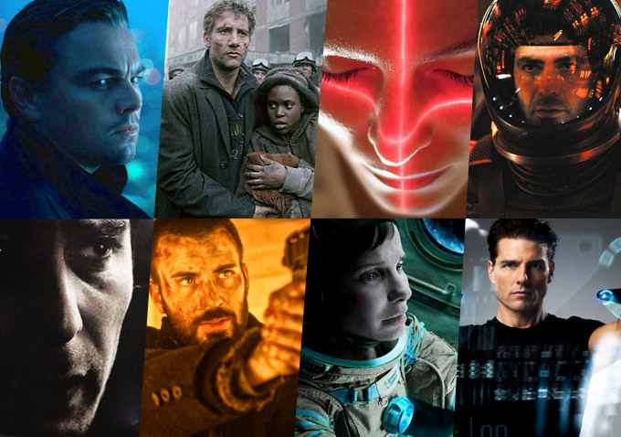The 25 Best Sci-Fi Films Of The 21st Century So Far