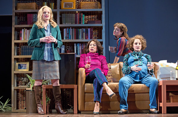 the heidi chronicles, by wendy wasserstein essay Dear, dear wendy wasserstein, who died in 2006 at age 55, was an accomplished playwright (her the heidi chronicles won a pulitzer prize--and one of the funniest women on the planet her humor shines in shiksa goddess (or, how i spent my forties) in this book of thirty-five essays published in 2001.