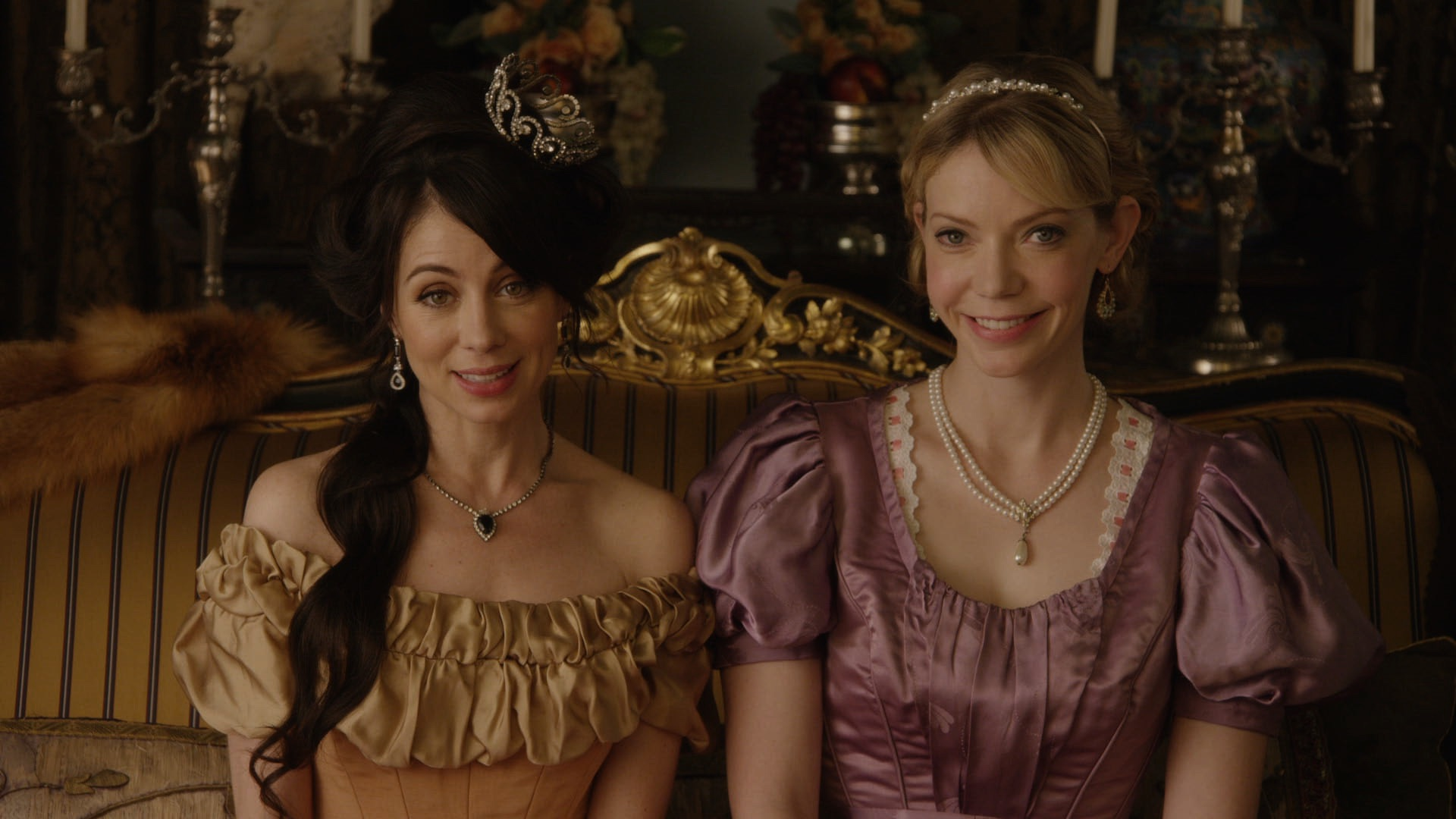 How Riki Lindhome And Natasha Leggero Entered Another Period And Found Comedy Gold Indiewire