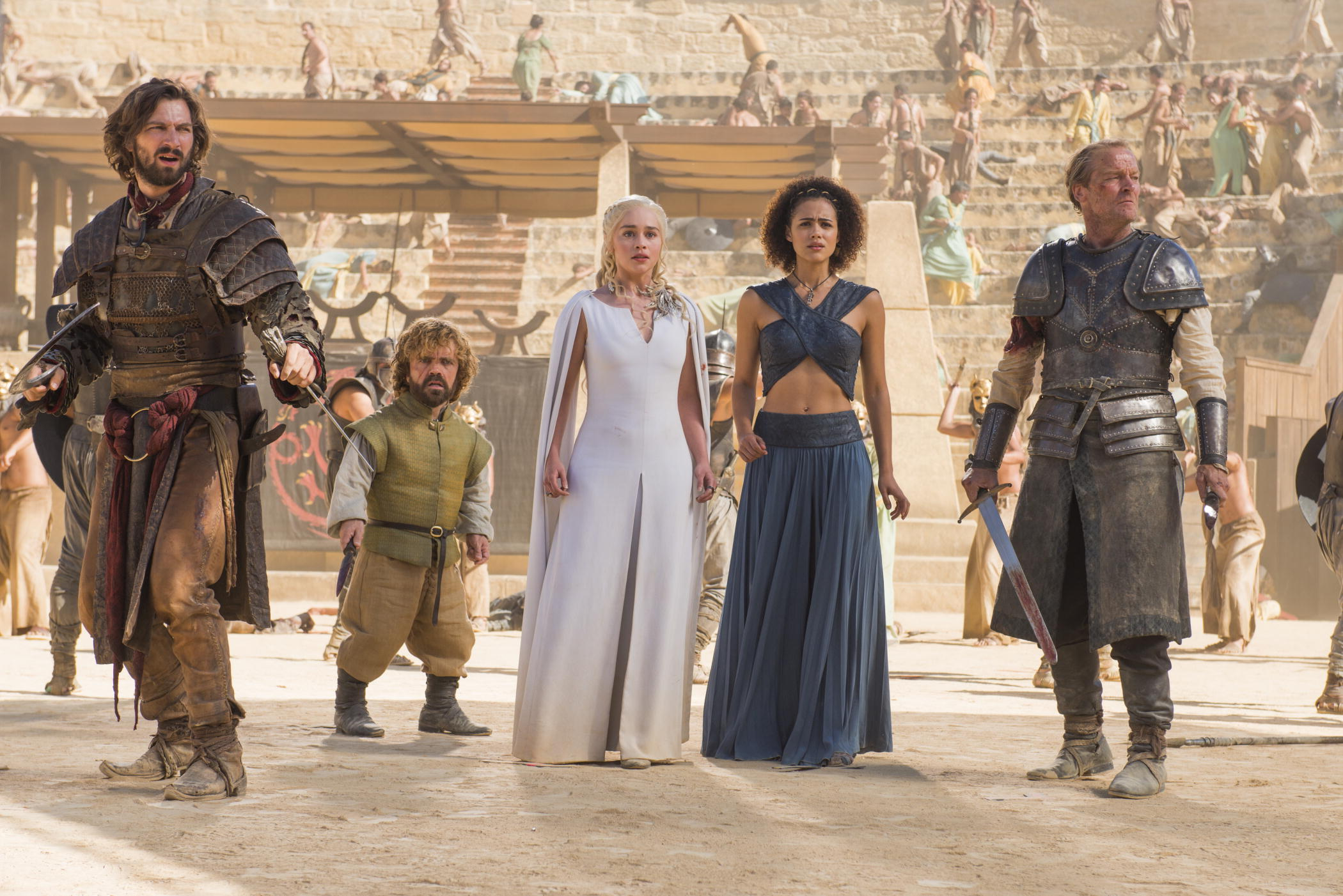 Review: 'Game of Thrones' Season 5 Episode 9 'The Dance of ...