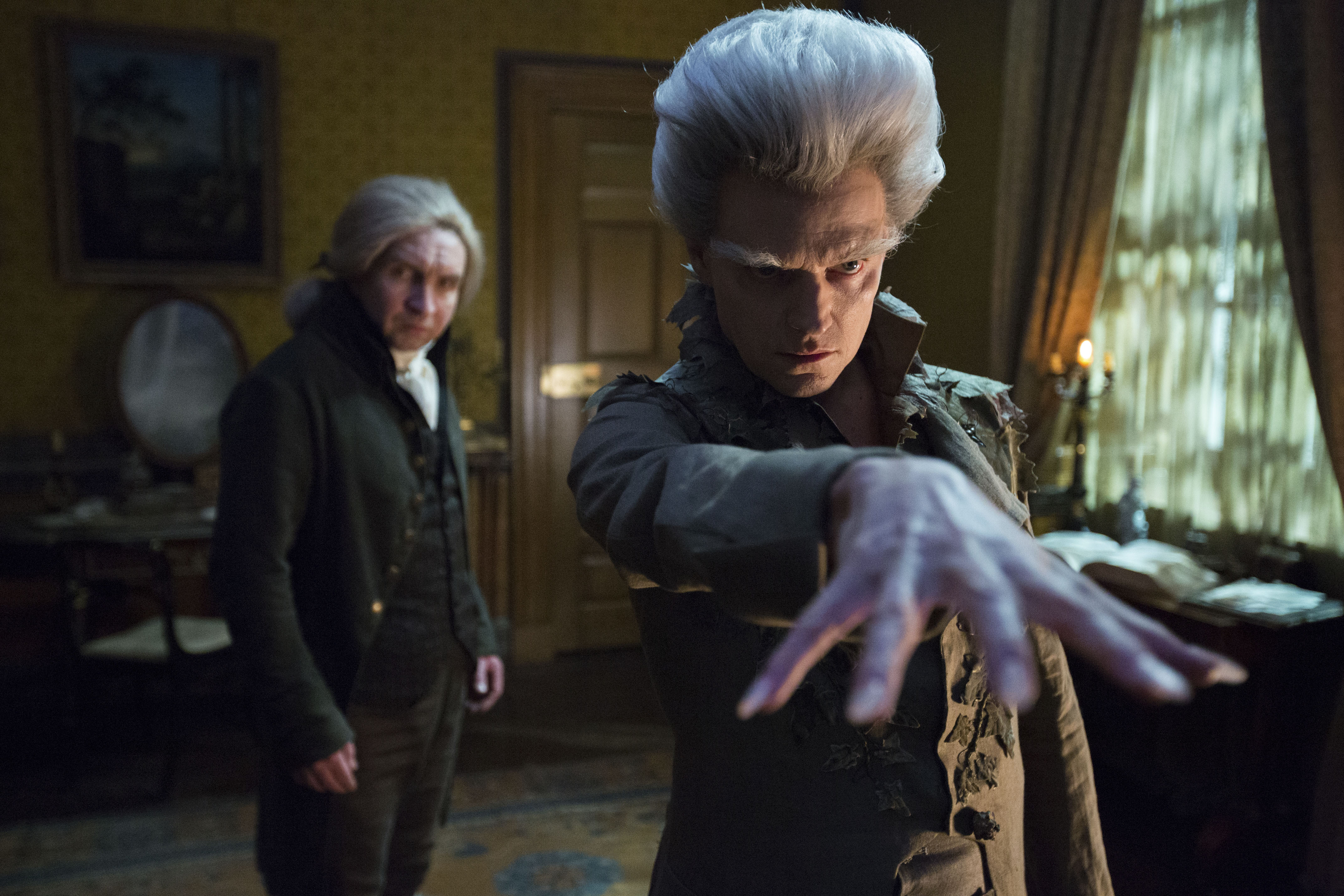 What It's Like to Write British TV Like 'Doctor Who' and 'Jonathan Strange and Mr. Norrell'