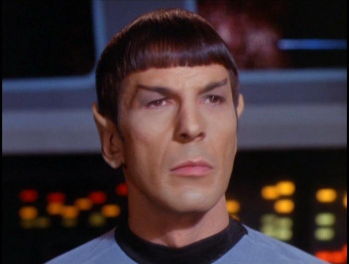 nimoy as spock Leonard