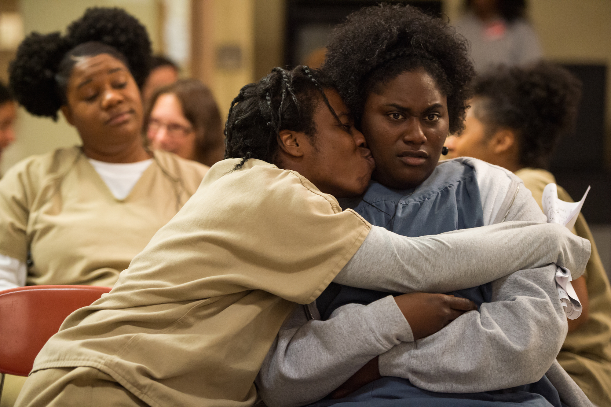 Orange Is The New Black Lip Tattoo Meaning: Review: 'Orange Is The New Black' Season 3 Is Netflix's