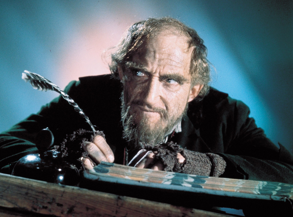 ron moody reviewing the situation