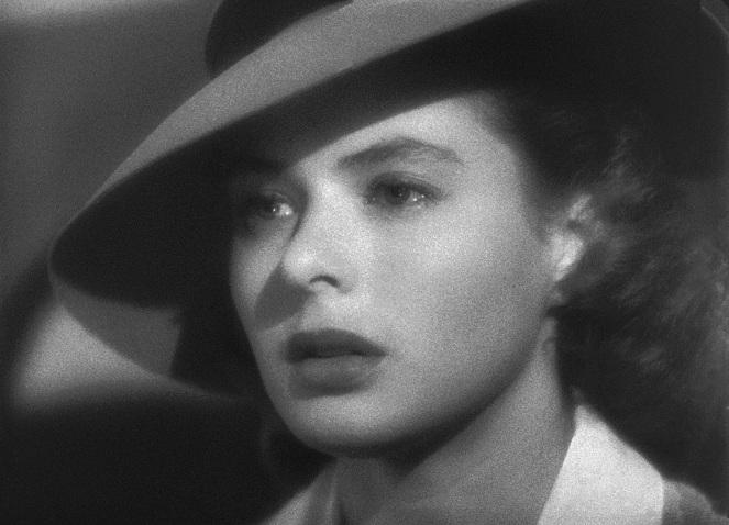Ingrid Bergman roles