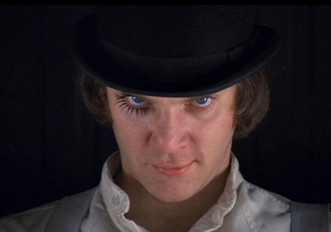 Image result for a clockwork orange kubrick