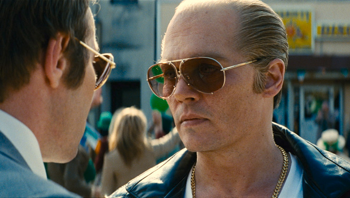 Watch: Johnny Depp Is America's Most Wanted Gangster in 'Black Mass' Trailer