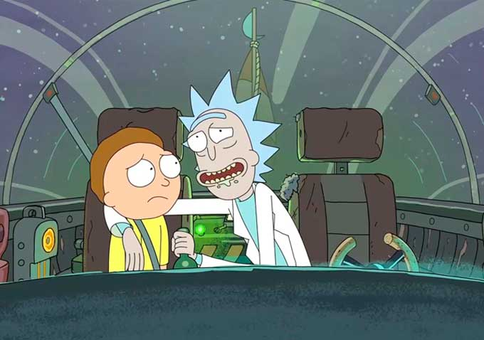 Watch: 'Rick and Morty' Season 2 Trailer Welcomes Back Dan Harmon's Mad  Scientist | IndieWire