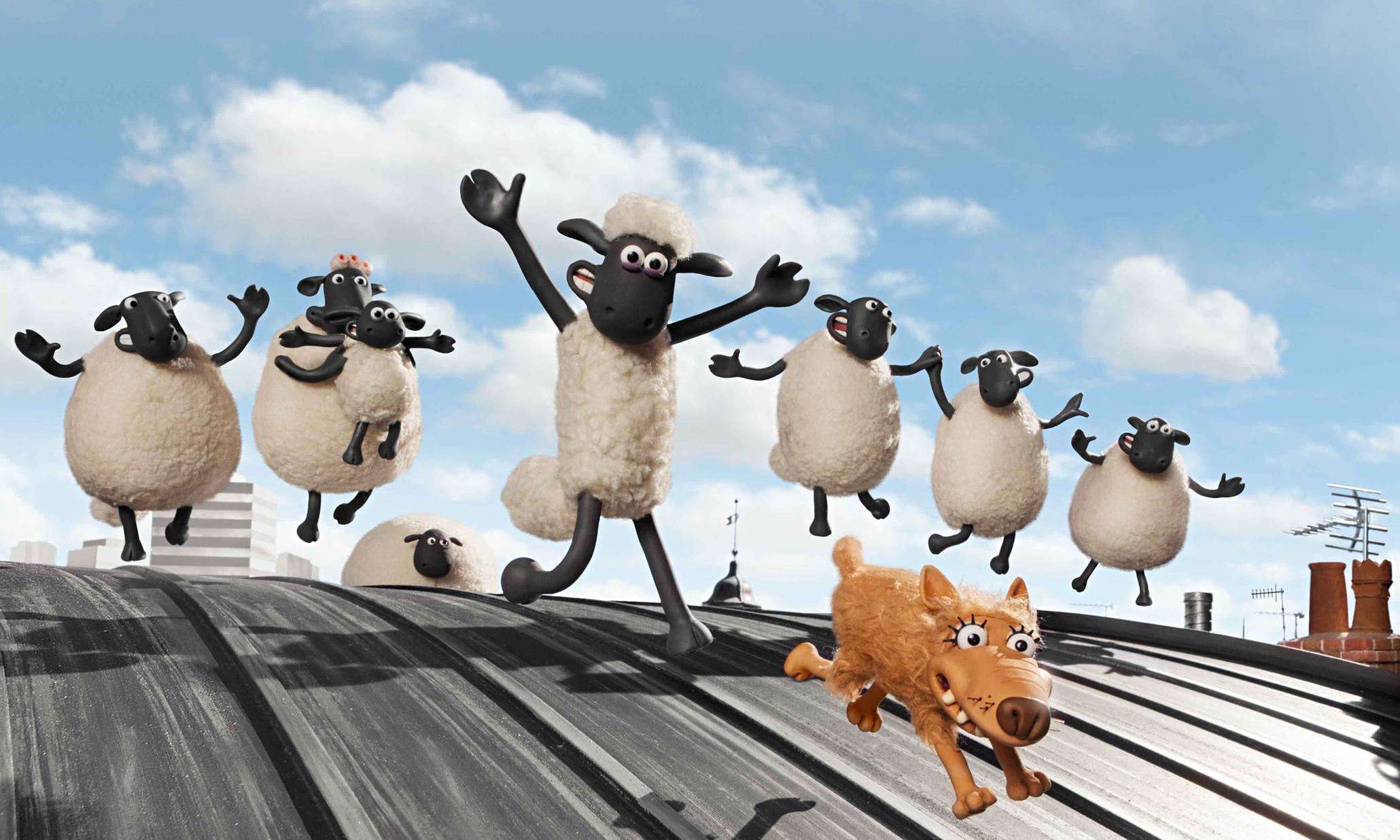 Cừu Quê Ra Phố - Image 1