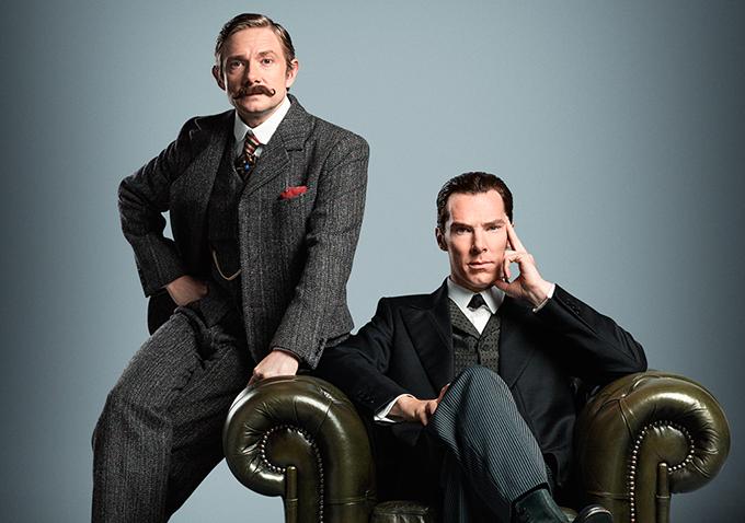 Watch: 'Sherlock' Sends Benedict Cumberbatch Back in Time for ...