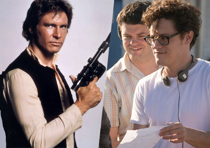 Solo A Star Wars Story Phil Lord & Chris Miller