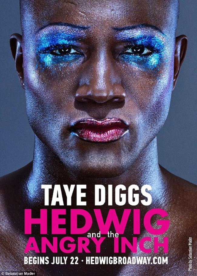 taye diggs hedwig #8