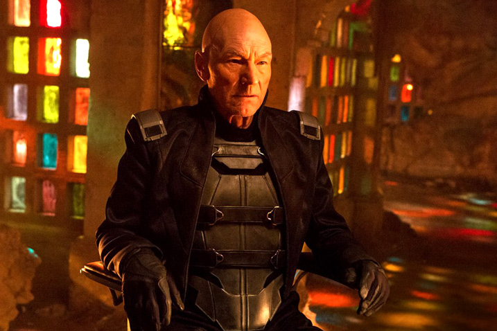 Watch: Charles Xavier, Magneto, And Iceman In New Clips ...