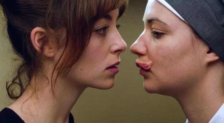 Lesbian drama films
