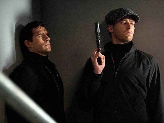 Review: Guy Ritchie's 'The Man From U.N.C.L.E.' Starring Henry ...