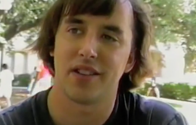 Watch Young Richard Linklater And Robert Rodriguez Talk Texas Filmmaking In Rare Early Interviews Indiewire