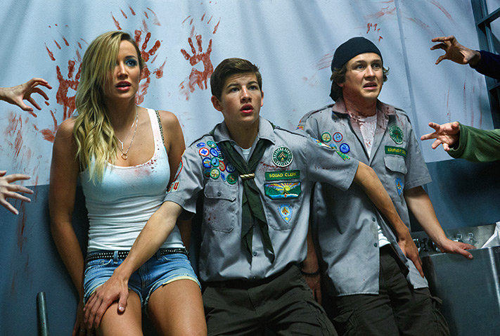 Scouts Vs Zombies Full Movie