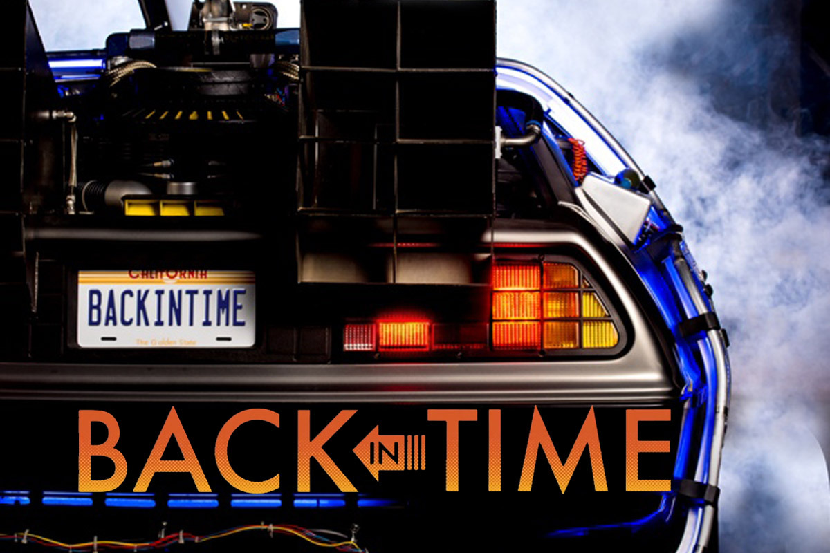 Image result for Look Back in Time