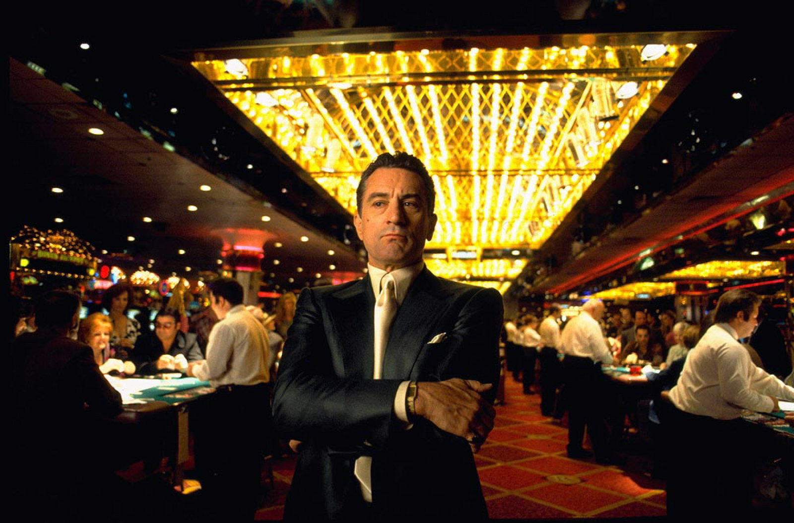 Robert redford gambling movie cash game genius