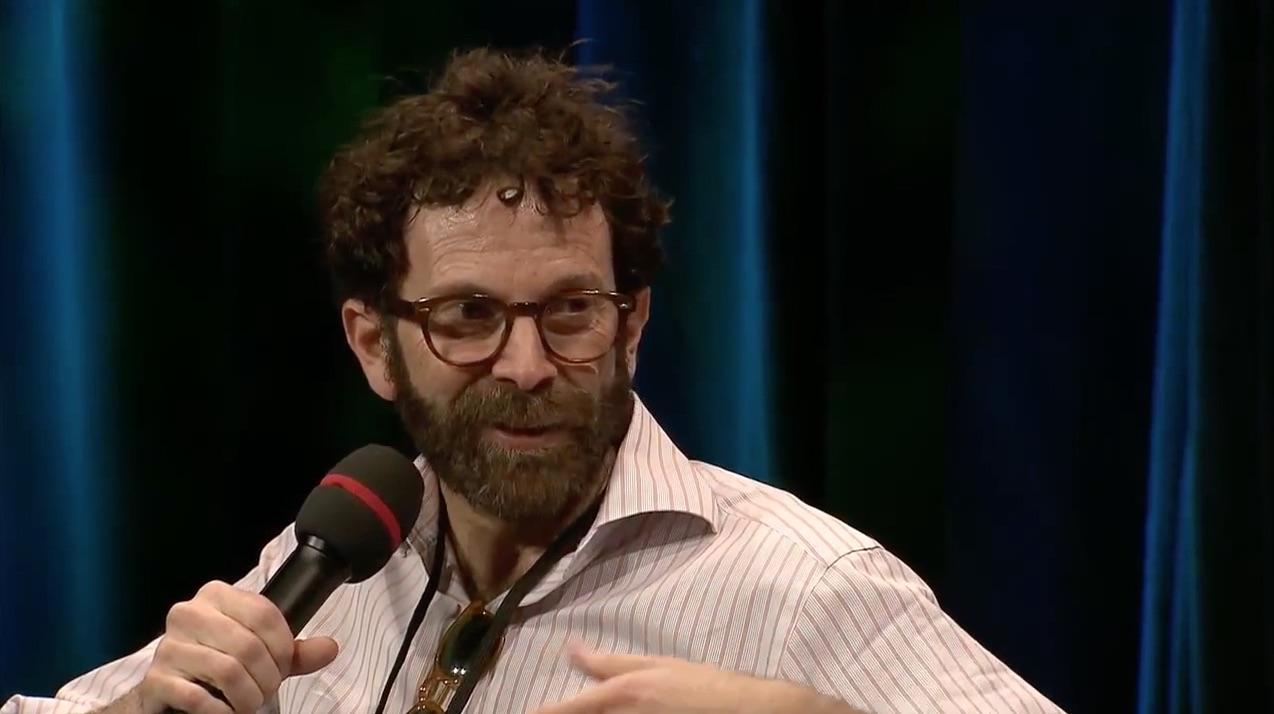 Watch: Charlie Kaufman Explains Why Making Movies 'Sucks' (TIFF Talk)