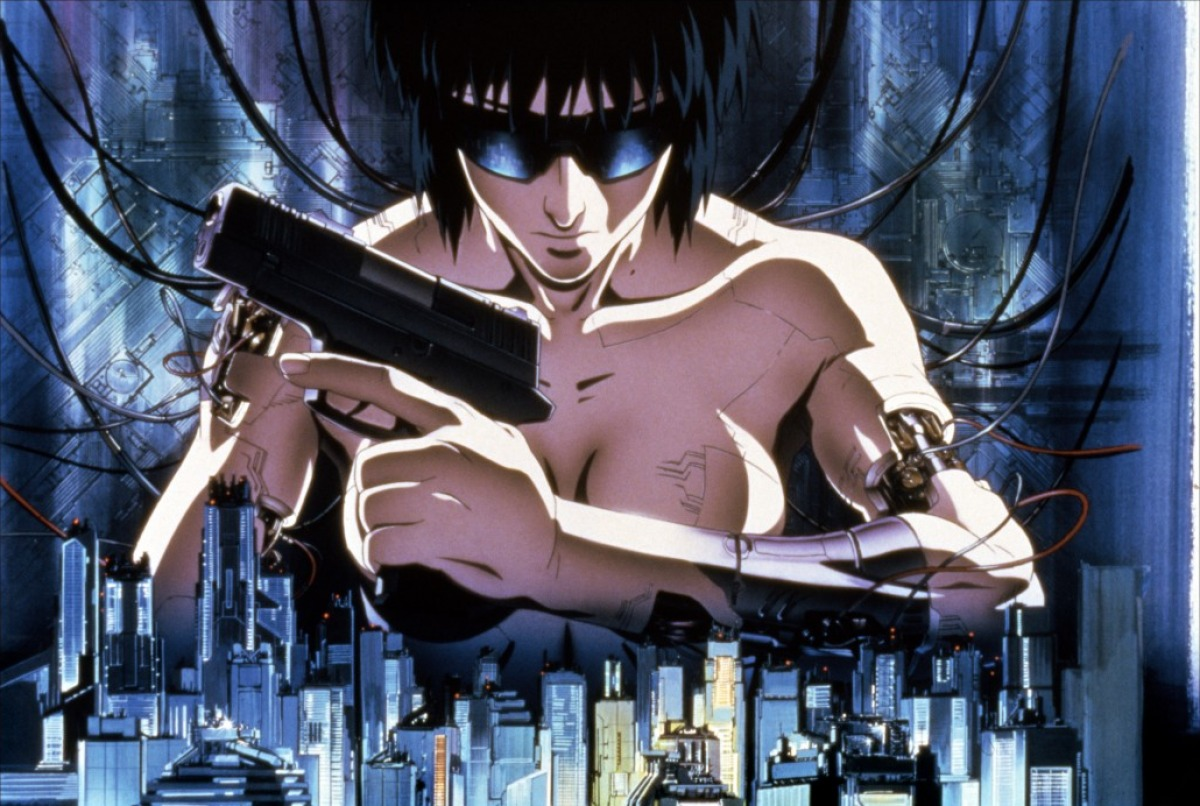 Mamoru Oshii S Anime Classic Ghost In The Shell Returning To Theaters Indiewire