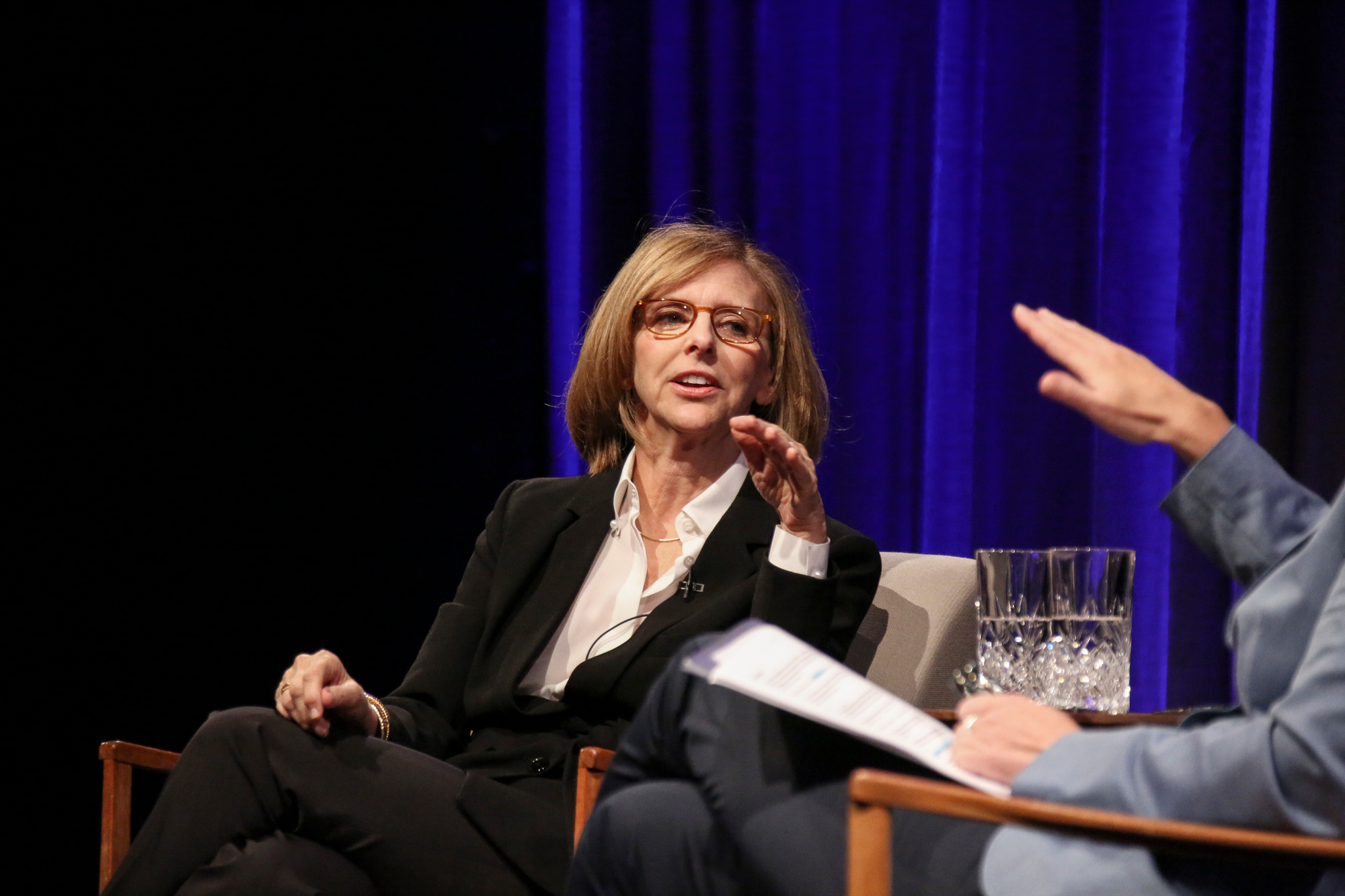 Nancy Meyers Nancy Meyers On The Importance Of Confidence And Why Shes A