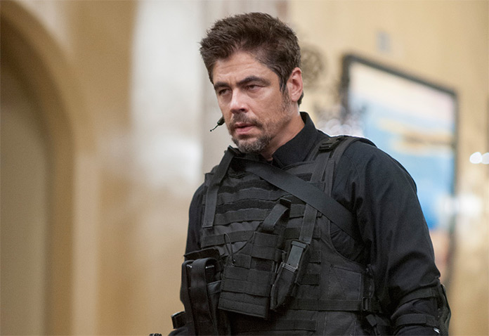 Image result for sicario del toro