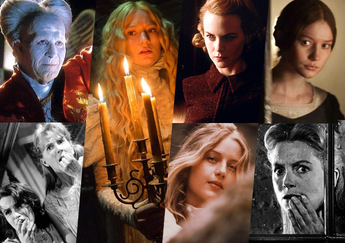 Its Not A Gothic Horror Romance Has Been Repeatedly Asserted About This Weeks Crimson Peak Our Review From Modern Maestro