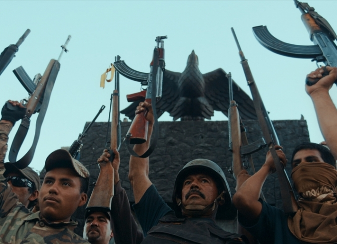 Watch: A Citizen Uprising Hunts Two Killers in Exclusive 'Cartel