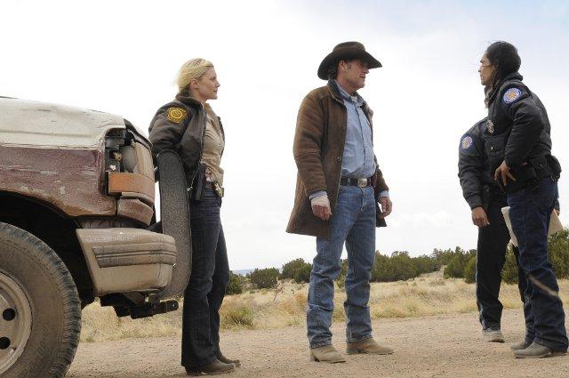 Netflix Renews Cowboy Crime Drama 'Longmire' for Season 5