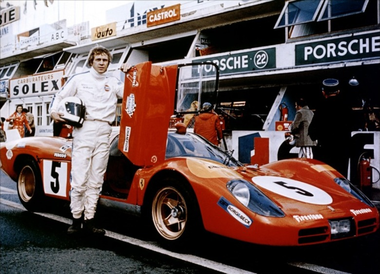 first look steve mcqueen the man le mans he was not hercules he was icarus trailer. Black Bedroom Furniture Sets. Home Design Ideas