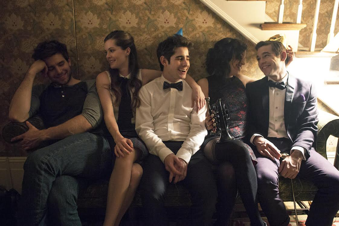 Wolfe Releasing Acquires Gay Love Triangle Drama 'Those ...