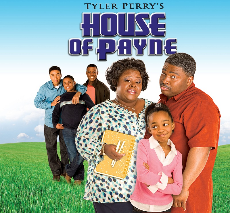 BET Picks Up Tyler Perrys House Of Payne