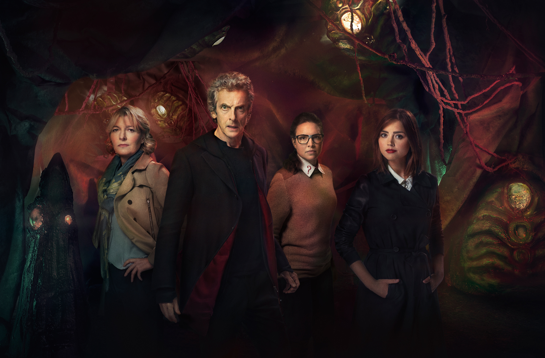 Review: 'Doctor Who' Season 9 Episode 8, 'The Zygon