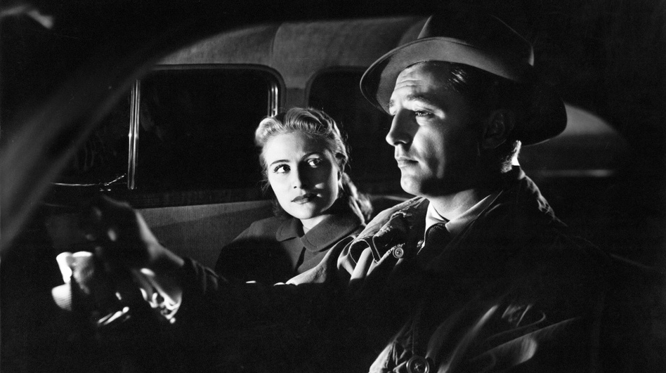 out of the past film noir essay Film noir is known for its wise-guy dialogue, but the screenplay for out of the past reads like an anthology of one-liners it was based on the 1946 novel build my gallows high by geoffrey homes, a pseudonym for the blacklisted daniel mainwaring, and the screenplay credit goes to mainwaring, reportedly with extra dialogue by james m cain.