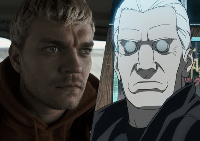Pilou Asbæk Ghost In The Shell