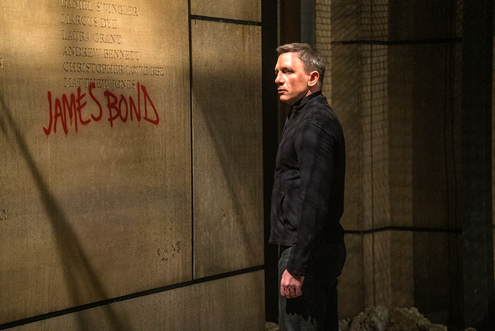 Why Sam Mendes Wanted to Shoot 'Spectre' in 35mm