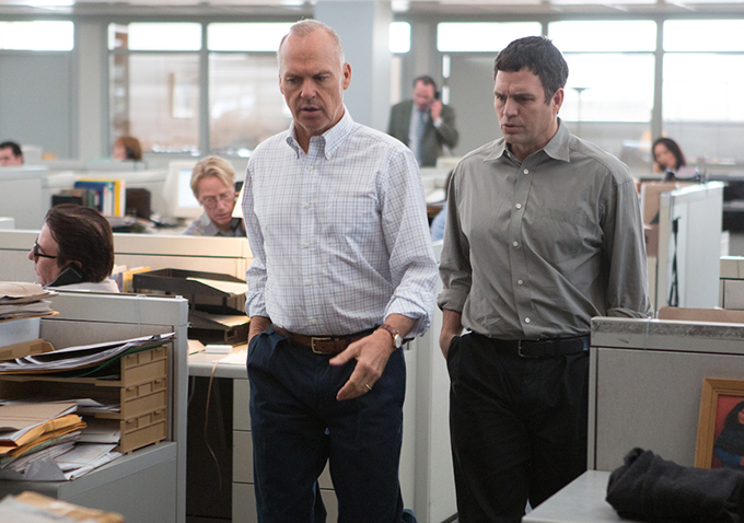 Watch: Mark Ruffalo is a Best Supporting Actor Threat in Emotional ' Spotlight' Oscar Scene   IndieWire