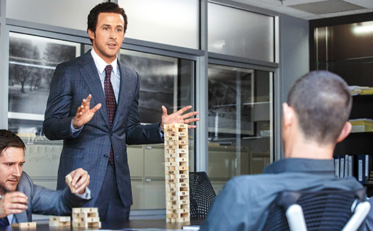 watch go behind the scenes of the big short with steve carell