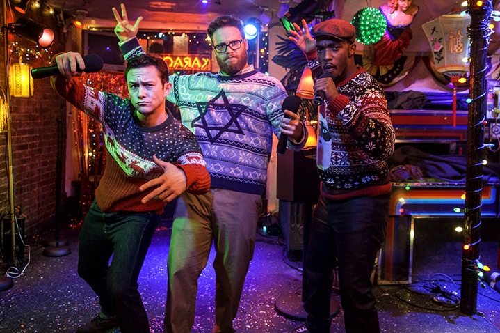 'The Night Before' Reviews: Seth Rogen, Stoners, and Santa