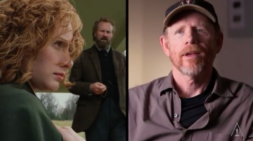 watch ron and bryce dallas howard open up about family film school in academy originals clip. Black Bedroom Furniture Sets. Home Design Ideas